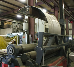tank and vessel fabrication New York